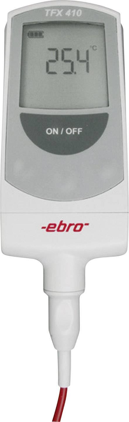Vpichovací teploměr ebro TFX 410, -50 až +300 °C
