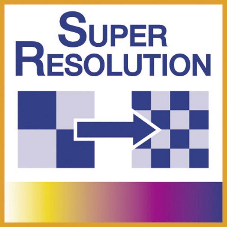 Upgrade softwaru testo SuperResolution
