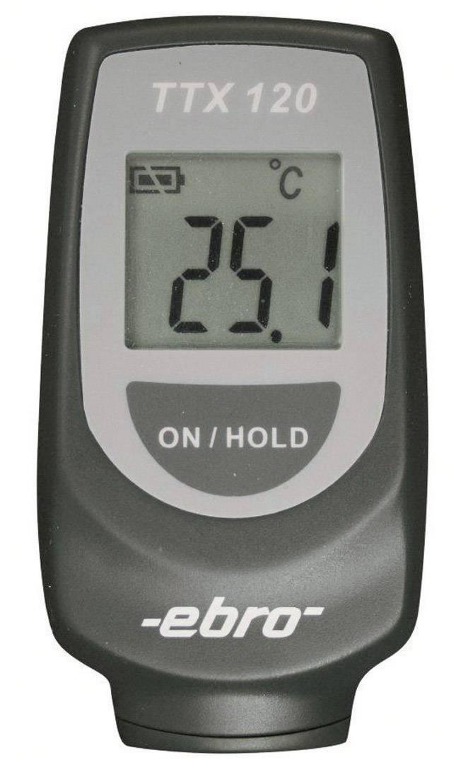 Teploměr ebro TTX 120, typ K,-60 až +1200 °C