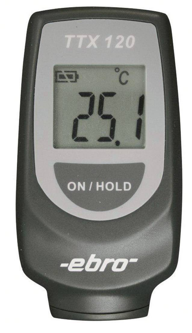 Teplomer ebro TTX 120, typ K, -60 až +1200 °C