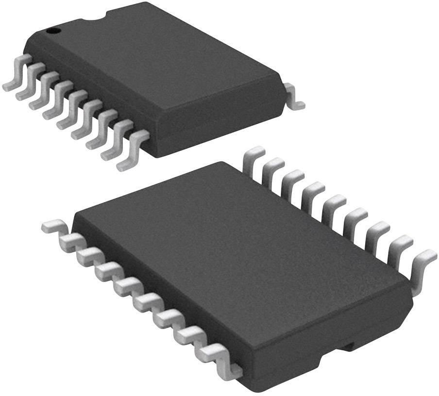 IO rozhraní - vysílač/přijímač Texas Instruments MAX222IDWR, RS232, 2/2, SOIC-18