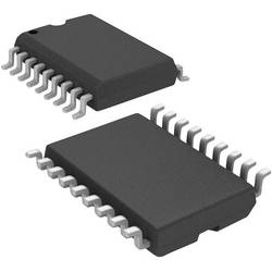 Mikrořadič Microchip Technology PIC16F627-04I/SO, SOIC-18 , 8-Bit, 4 MHz, I/O 16