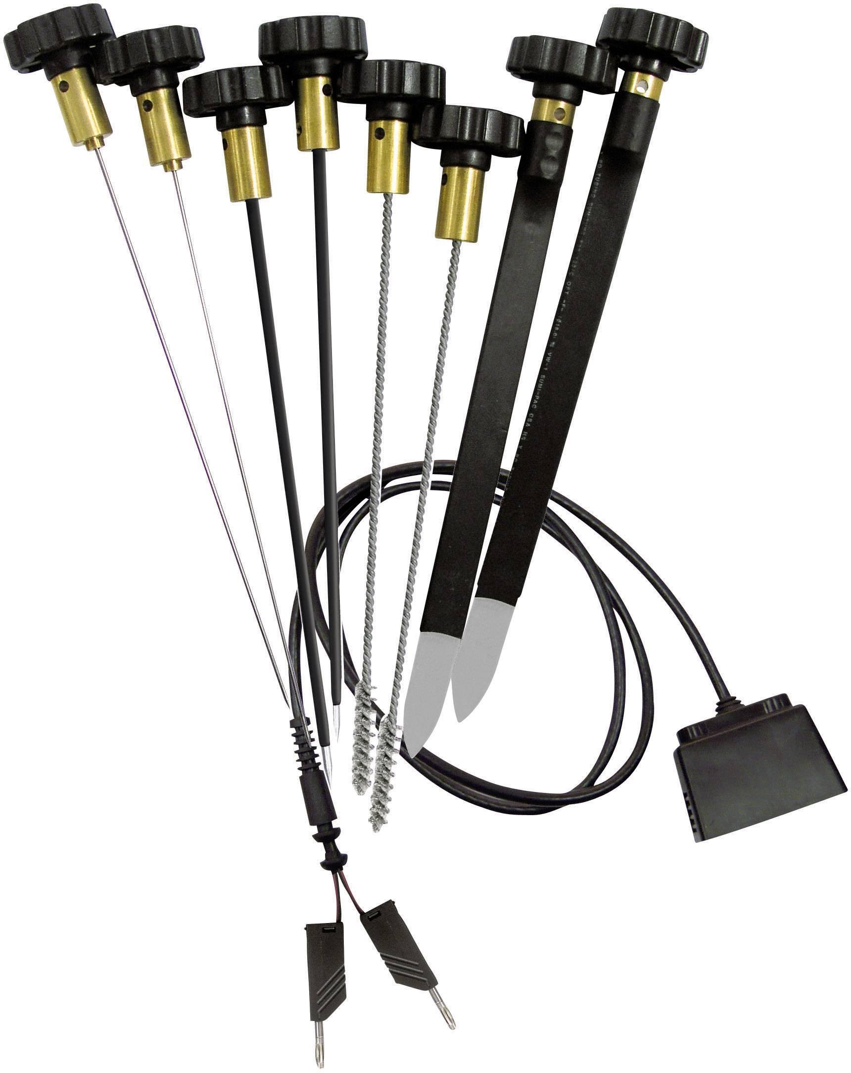 Hĺbkové elektródy na meranie vlhkosti Laserliner DampExtension
