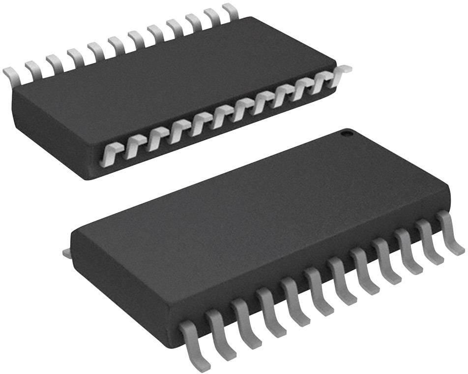 Logický IO - demultiplexer, dekodér Texas Instruments CD4515BM, dekodér/demultiplexer, dvojité napájení, SOIC-24