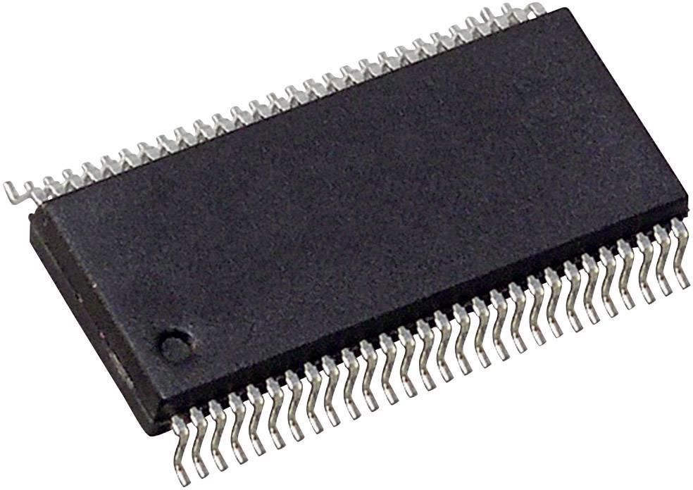 Logický IO - západka Texas Instruments SN74ALVCH162260DL, typ D, Tri-State, SSOP-56