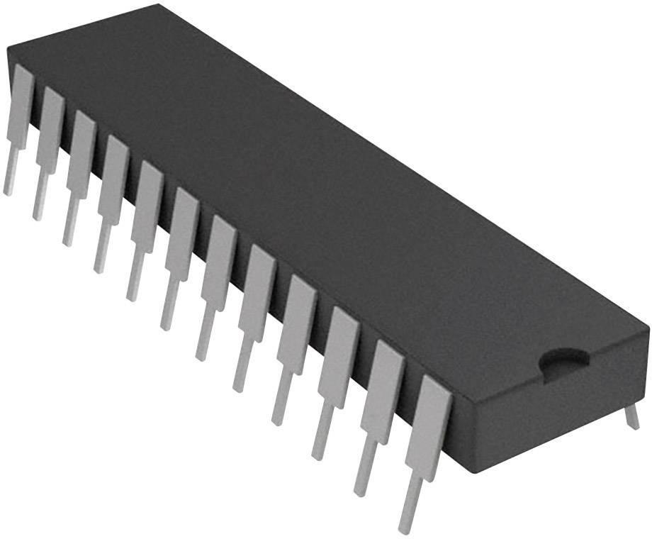 PMIC ovladač displeje Maxim Integrated MAX7219CNG+ LED 7 segmentů + DP 8 číslic Vierdraht, Seriell 330 mA PDIP-24