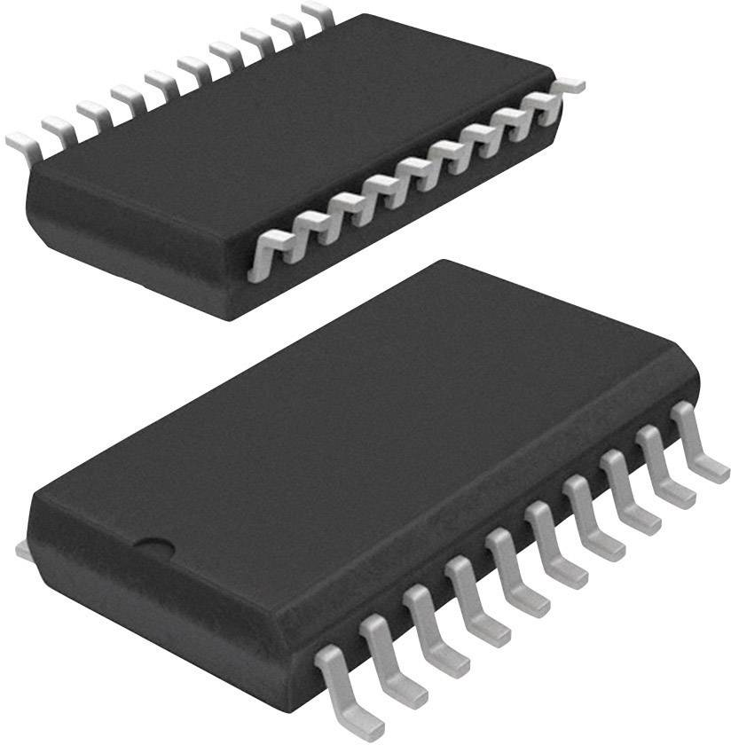 IO prevodník protokolov USB-UART Microchip Technology MCP2210-I/SO, SOIC-20-W