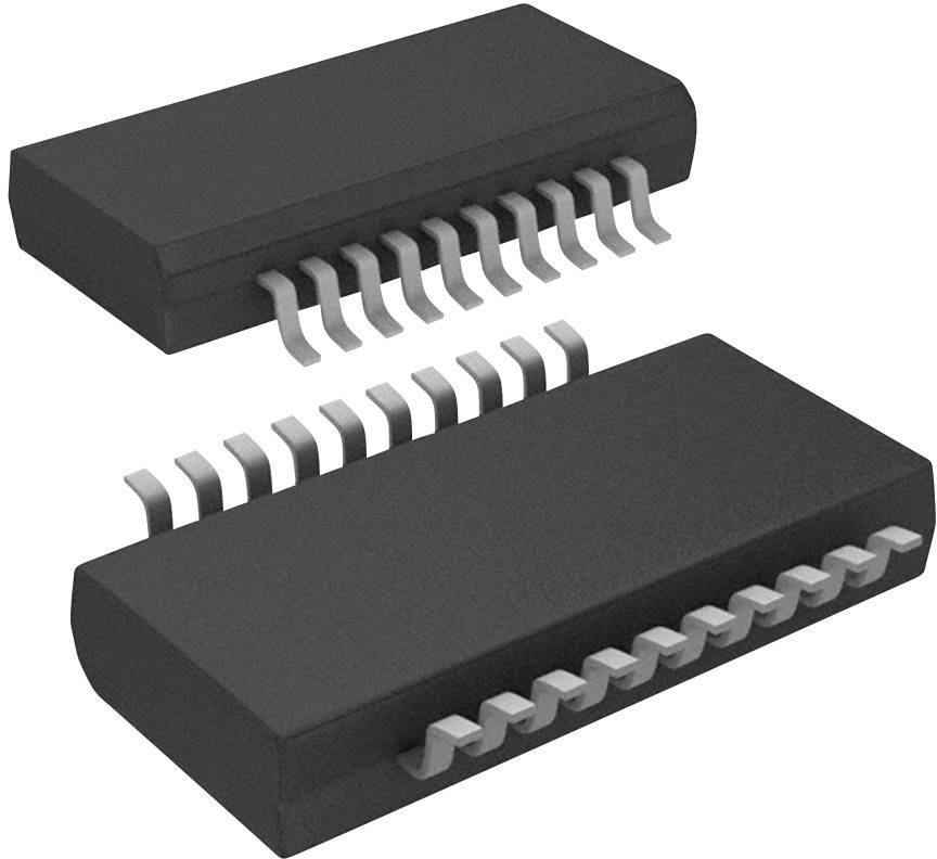 IO rozhraní - rozšíření E-A NXP Semiconductors PCF8574ATS/3,118, POR, I²C, 100 kHz, SSOP-20