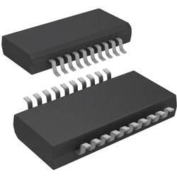 IO rozhranie - rozšírenie E-A NXP Semiconductors PCF8574TS/3,118, POR, I²C, 100 KHz, SSOP-20