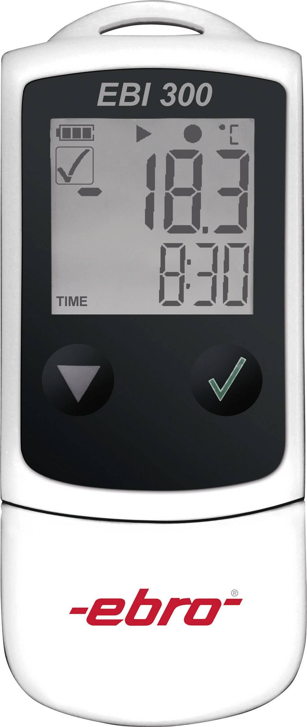 Teplotný datalogger ebro EBI 300, -30 až +60 °C