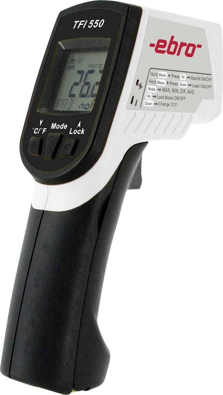 IR teplomer ebro TFI 550, -60 až +550 °C
