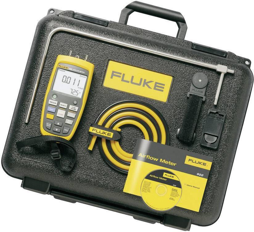 Merač prúdenia vzduchu + anemometer Fluke 922/KIT, 1 - 80.00 m/s