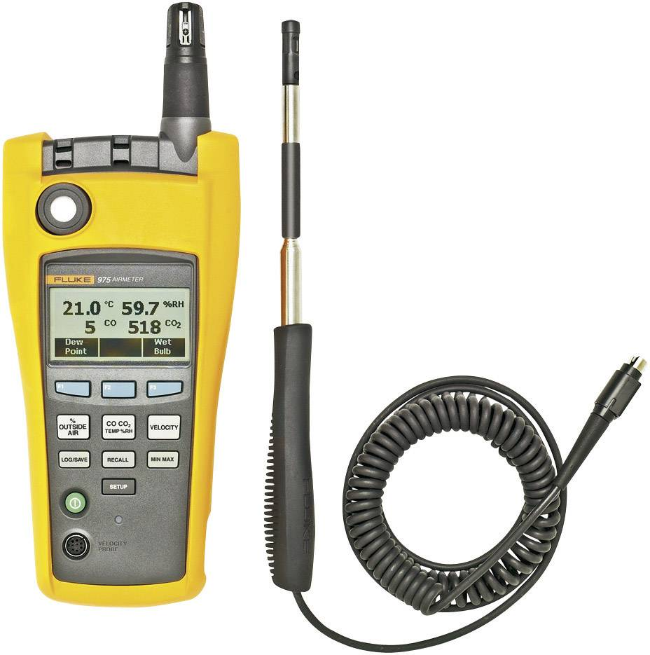 Merač kvality vzduchu Fluke 975V AirMeter