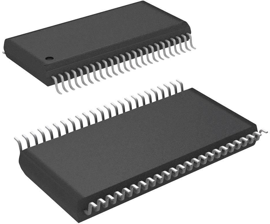 Logický IO - západka Texas Instruments SN74AHCT16373DGGR, transparentní západka D, Tri-State, TSSOP-48