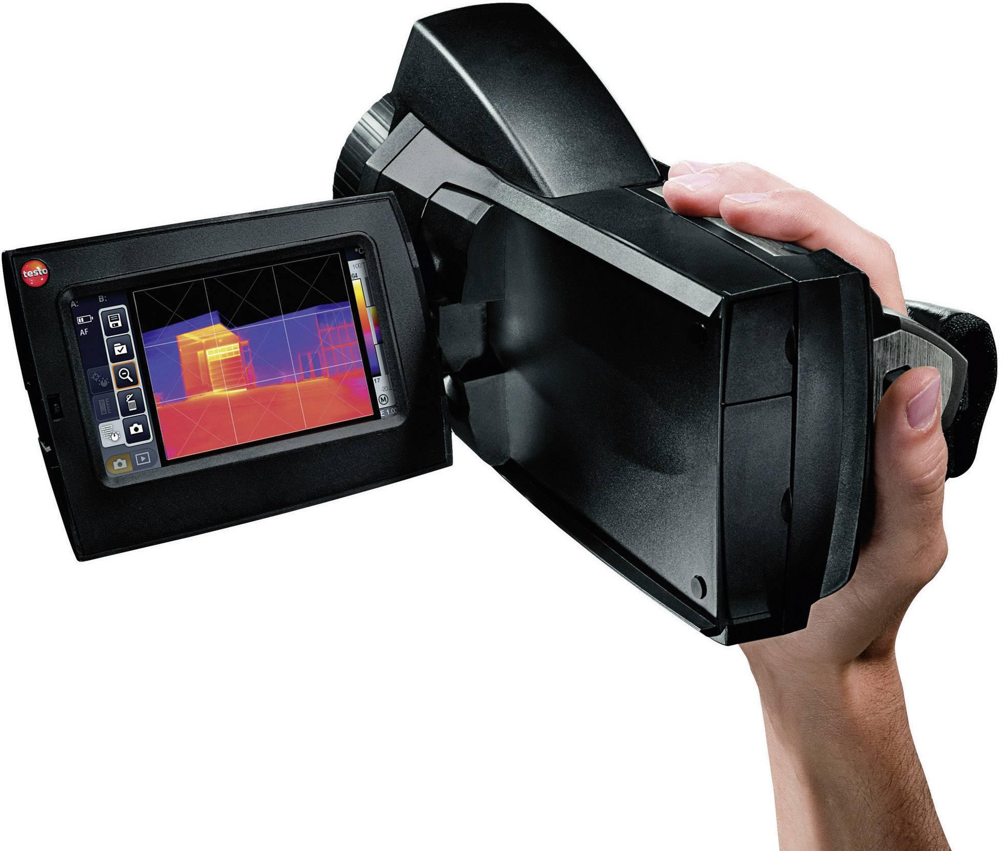 Termokamera testo 885-2 Set 0563 0885 V3, 640 x 320 pix