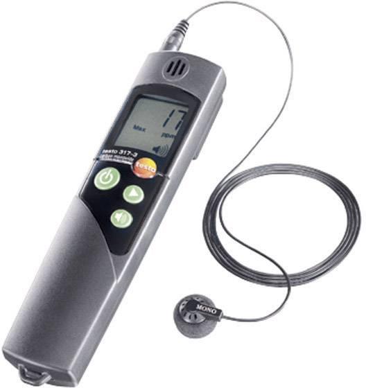 Detektor oxidu uhoľnatého testo 317-3 CO