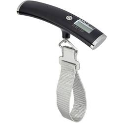Váha na cestovní zavazadla Maul travel, Max. váživost 40 kg, Rozlišení 100 g, černá