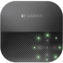 Konferenční reproduktor Logitech Mobile Speakerphone P710e, černá