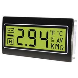 Panelové meradlo TDE Instruments DPM961-TG, 22.2 x 45 mm