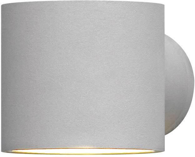 Vonkajšieosvetlenie Konstsmide Modena 7342-300, G9, 25 W, hliník, sivá
