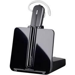 Telefonní headset DECT bez kabelu, mono Plantronics CS540 + APS-11 do uší černá