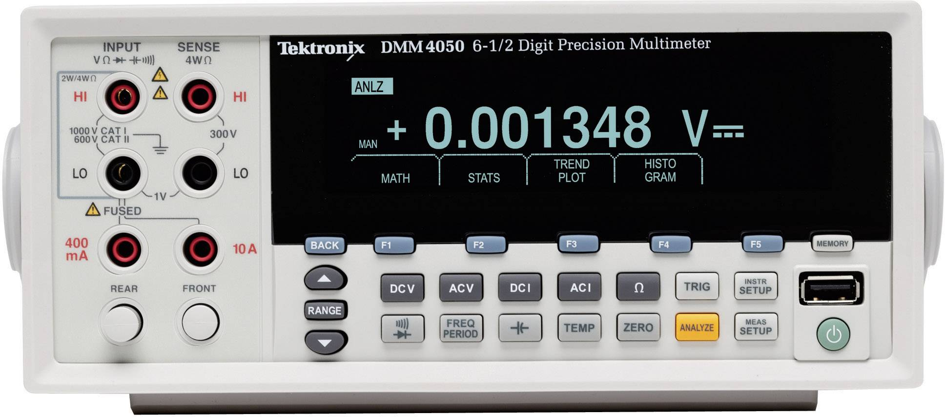 Stolní multimetr Tektronix DMM4050