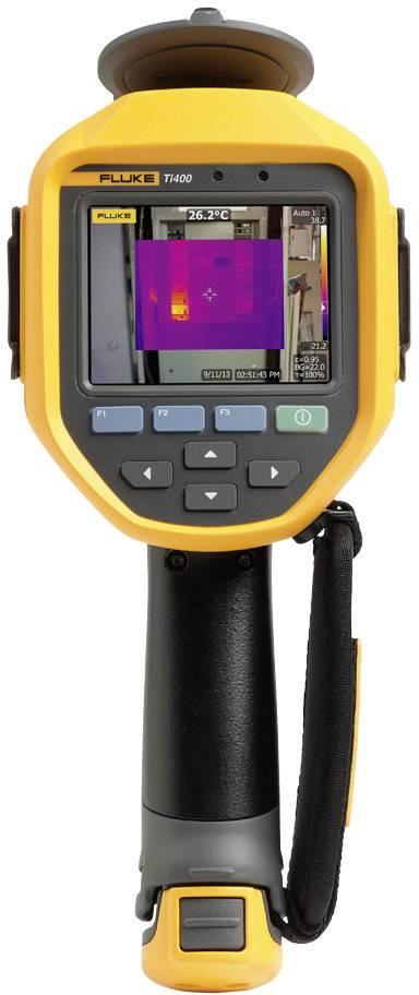 Termokamera Fluke FLK-Ti400 9 Hz 4335338, 320 x 240 pix