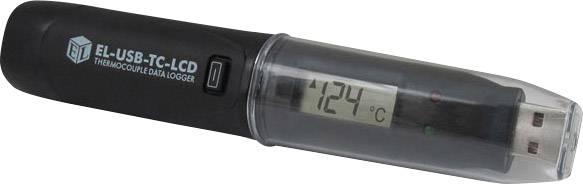 Teplotní datalogger Lascar Electronics EL-USB-TC-LCD, teplota