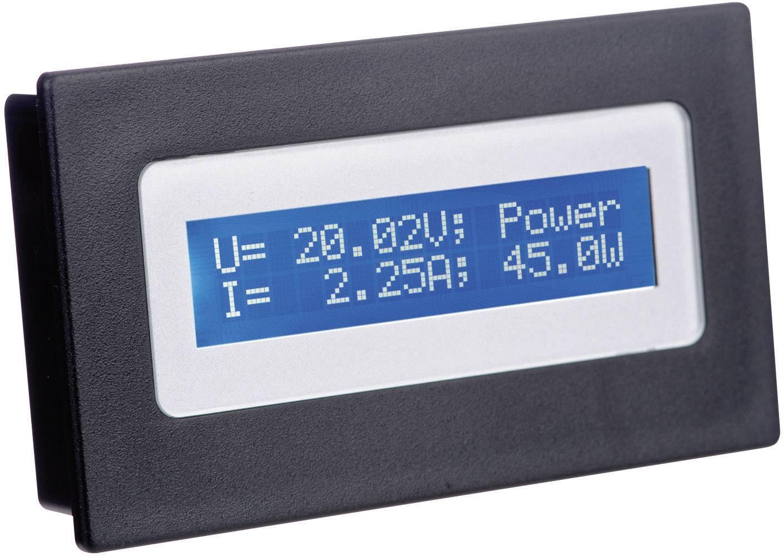 Výkonový merací modul H-Tronic, PM 4020 0-40 V/DC