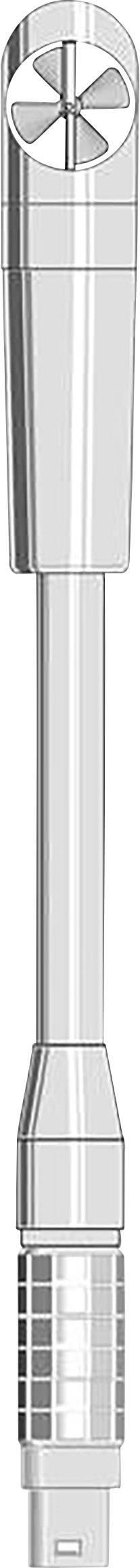 Snímač vzduchového prúdenia (vrtuľka) s meraním v ° C testo 0635 9540