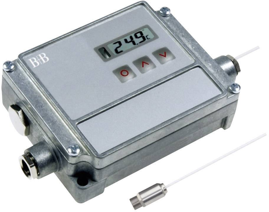 Infračervený teplomer B+B Thermo-Technik DM21 D, Optika 2:1, -40 do +600 °C