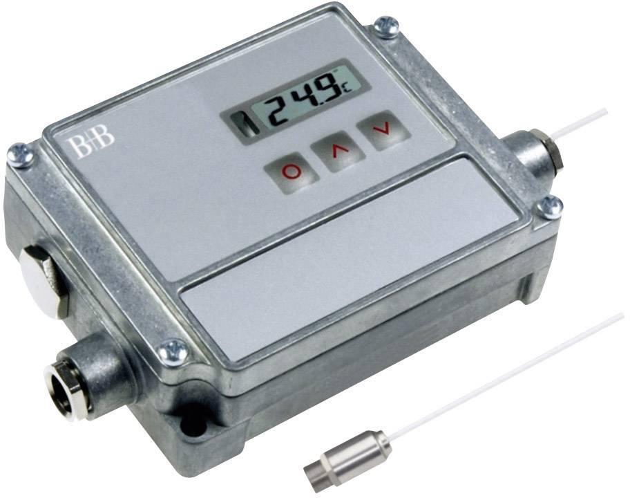 Infračervený teplomer B & B Thermo-Technik DM21 D, Optika 2:1, -40 do +600 °C