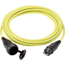 Napájecí prodlužovací kabel LAPP 73222337, IP44, žlutá, 5.00 m