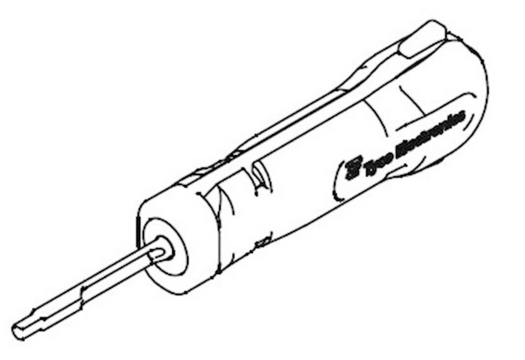 Nástroj pro montáž TE Connectivity J-P-T (5-1579018-6)