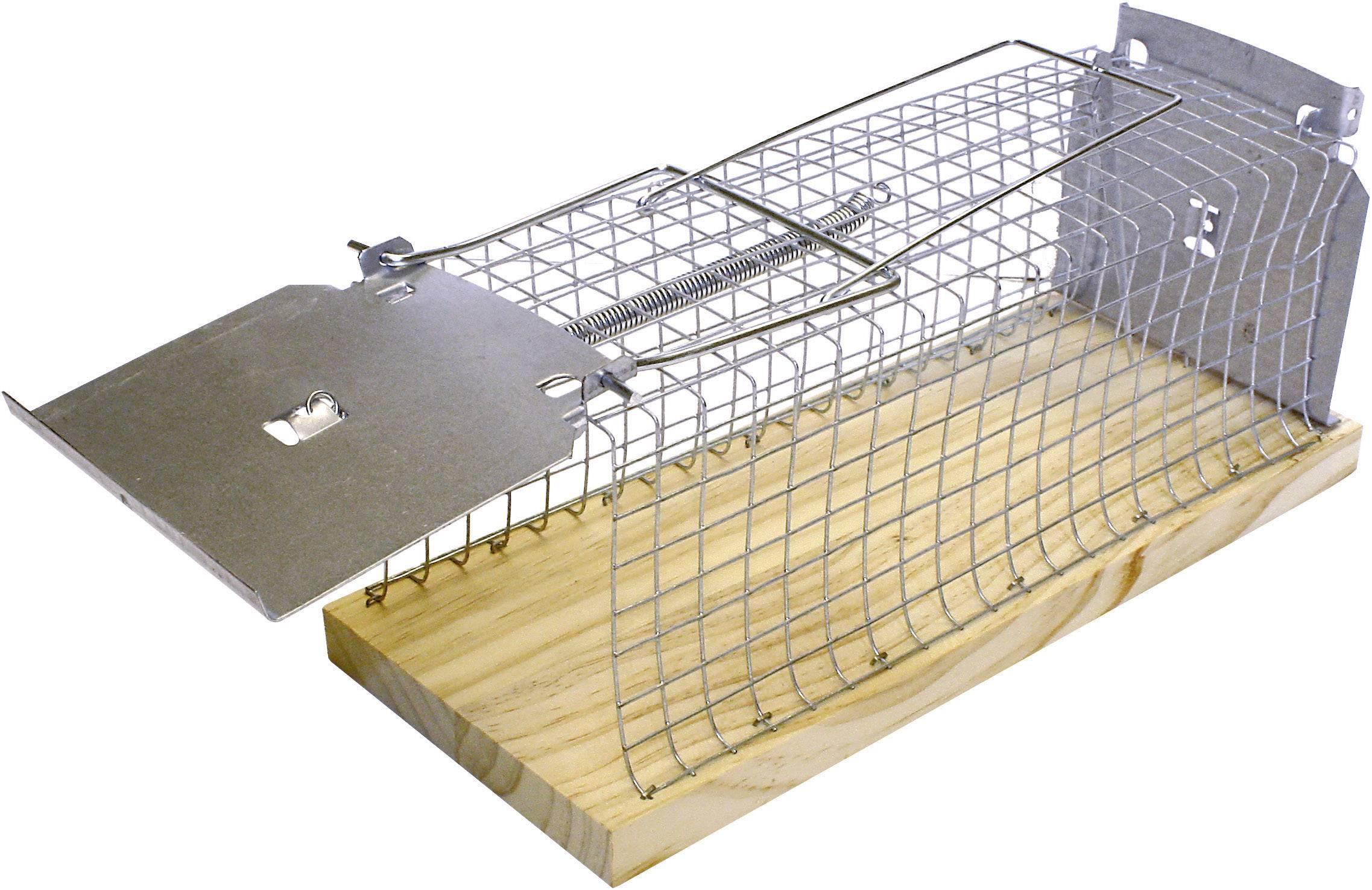 Klecová past na potkany Swissinno Classic, 1 023 001