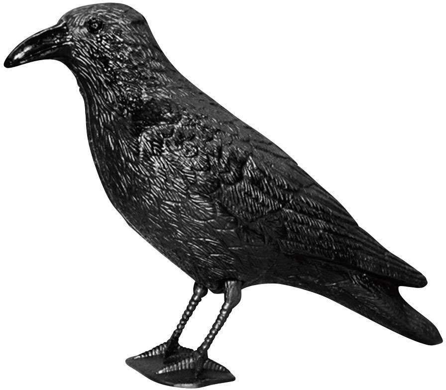 Odpuzovač holubů a ptáků havran Swissinno Natural Control, 1 582 001K