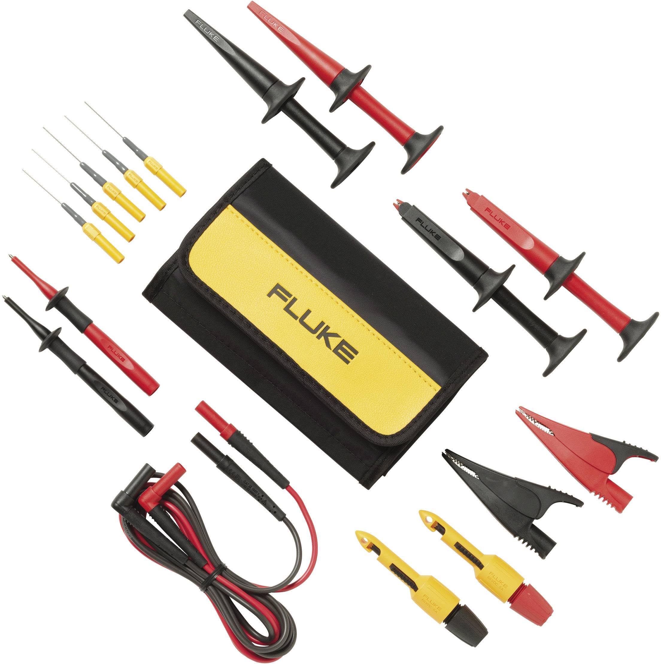 Sada meracích káblov Fluke TLK 282-1 Deluxe KFZ