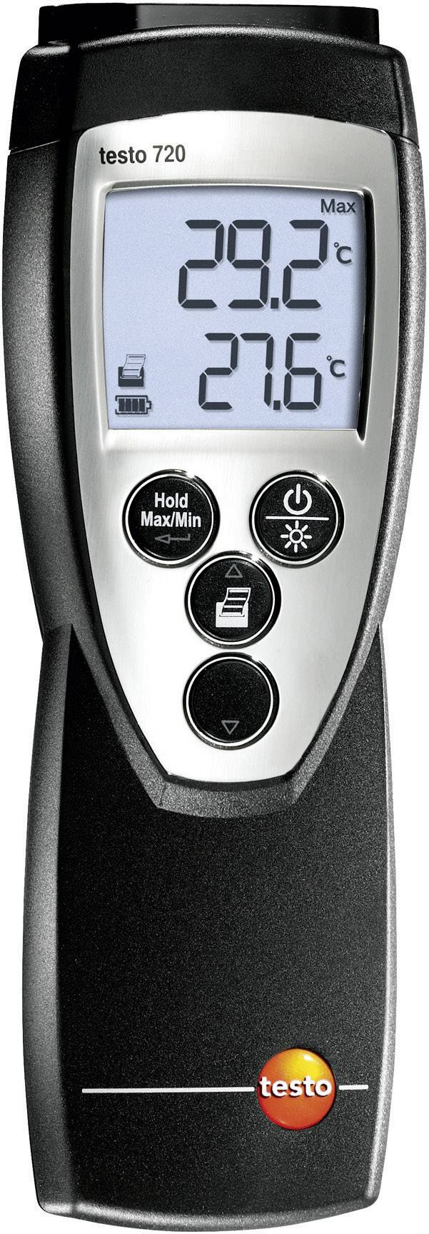 Teplomer testo 720, -100 až + 800 °C