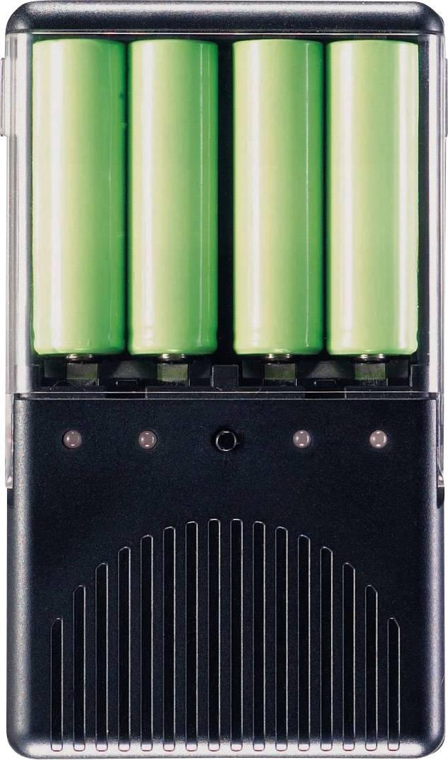 Externá rýchlonabíjačka pre 1 až 4 akumulátory testo 0554 0610