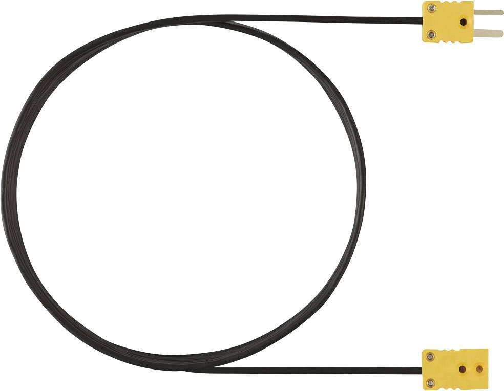 Prodlužovač testo pro termočidlo typ K, 5 m, 0554 0592, vhodné pro termometr testo 925