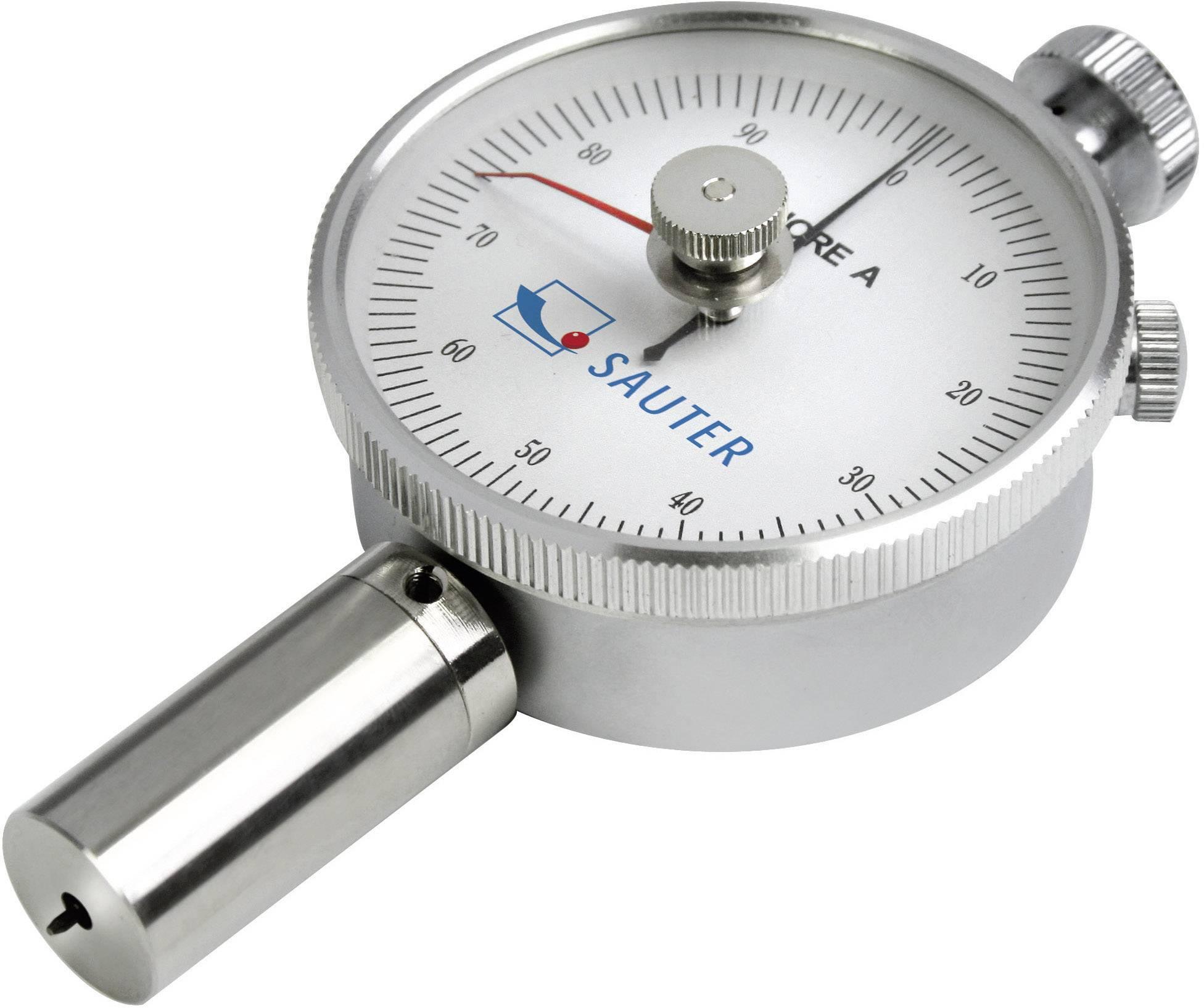 Měřič tvrdosti materiálu Sauter HBA 100-1