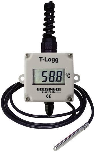 Teplotní datalogger Greisinger T-Logg 100 E, -25,0 až +120,0 °C, 115900