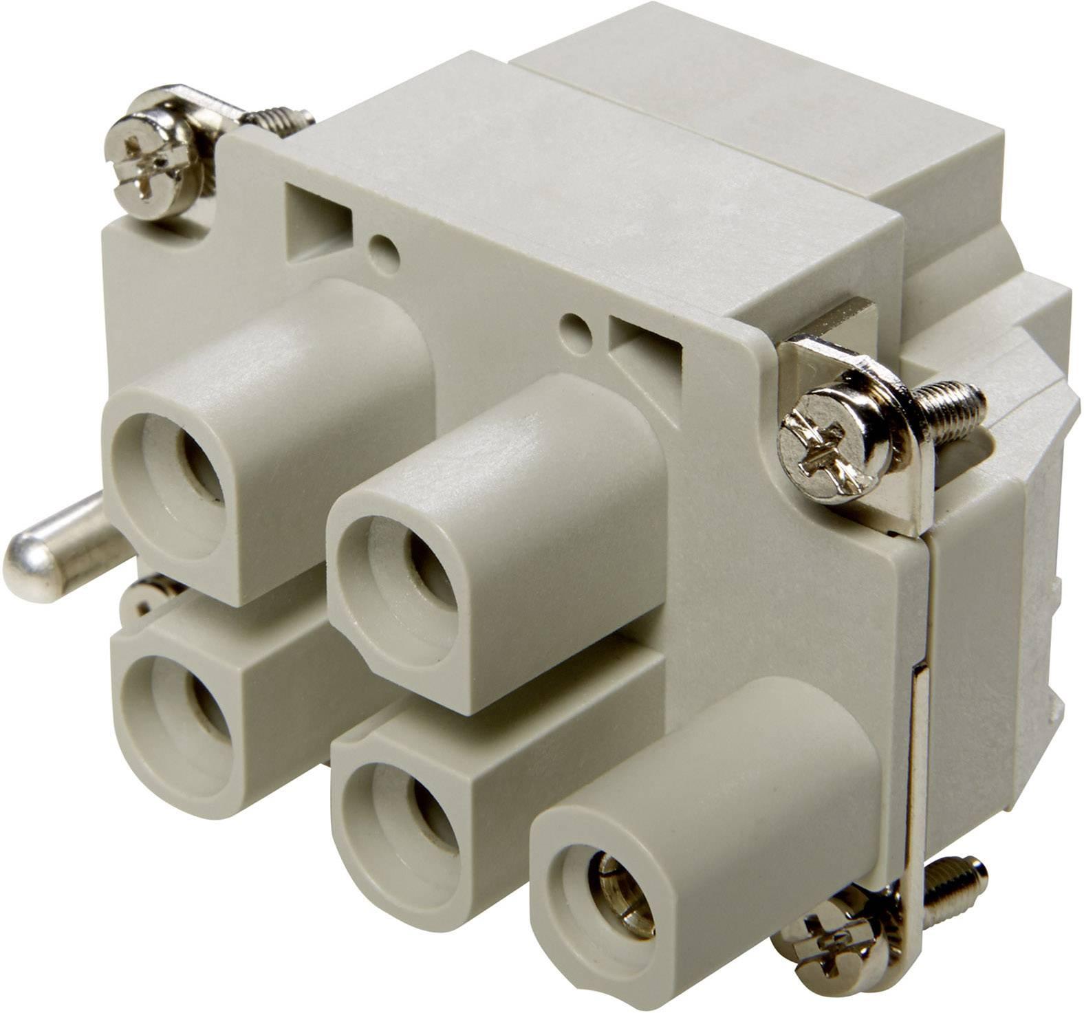 Vložka pinového konektoru EPIC® Power H-S 10407900 LappKabel počet kontaktů 4 + PE 10 ks