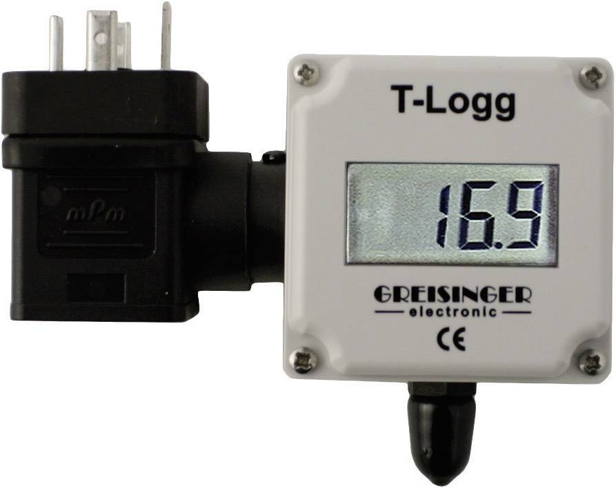Teplotný datalogger Greisinger T-Logg 120W, 4 - 20 mA