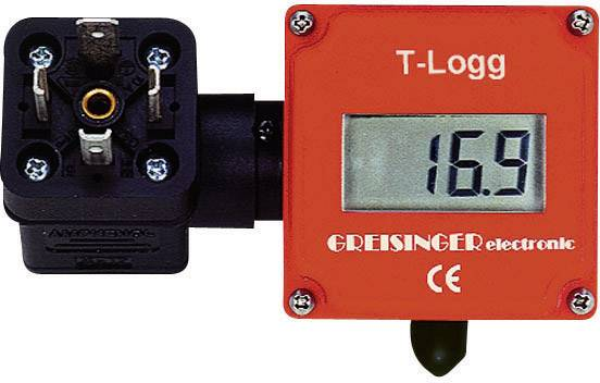 Teplotní datalogger Greisinger T-Logg 120W, 0 - 10 V, 116060