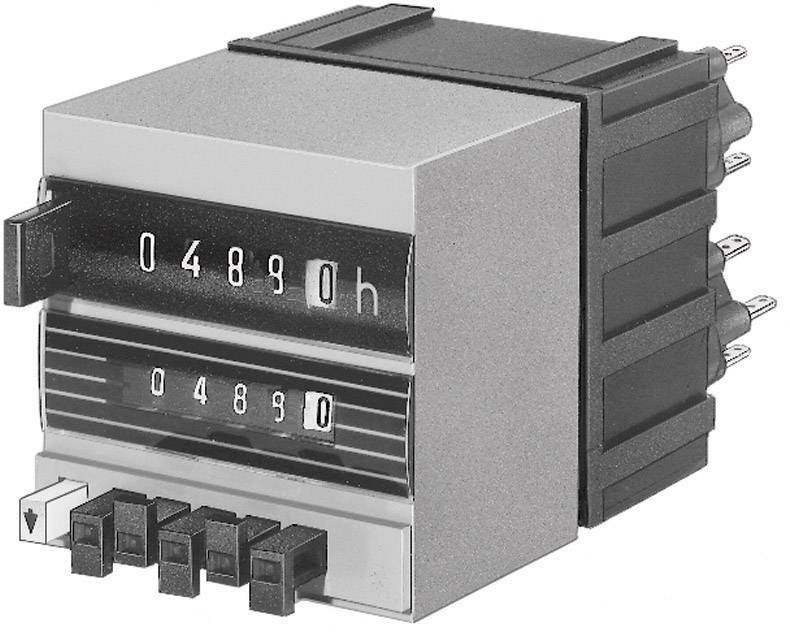 Čítač s prednastavením Hengstler CR0446764 Typ 446, 24 V/DC, el. reset