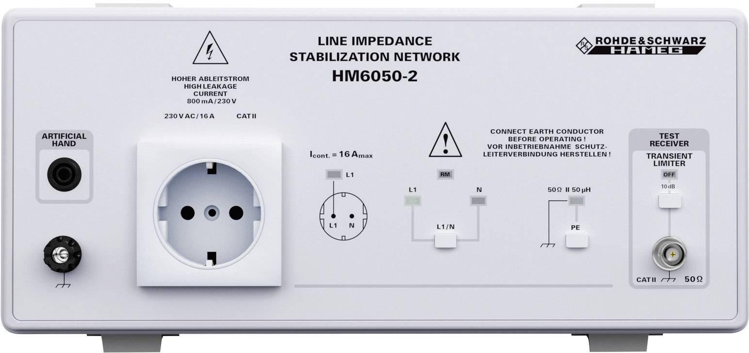 Stabilizátor napätia Hameg HM6050-2
