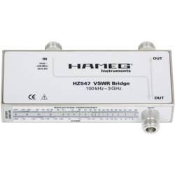 Merací mostík VSWR Hameg HZ547, 3 GHz