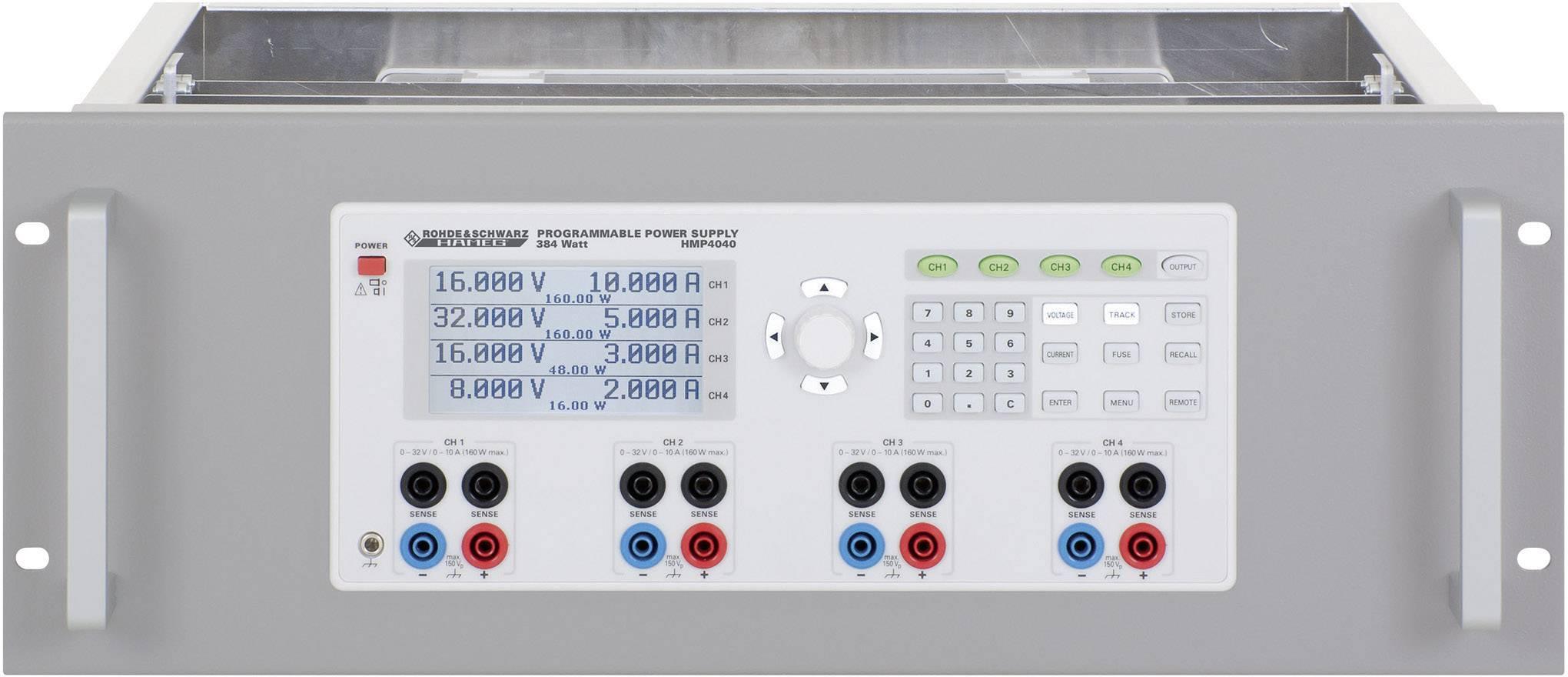 """Sada pre montáž do racku 4U HZP91 48,26 cm (19 """") Rohde & Schwarz 5800.0939.02"""