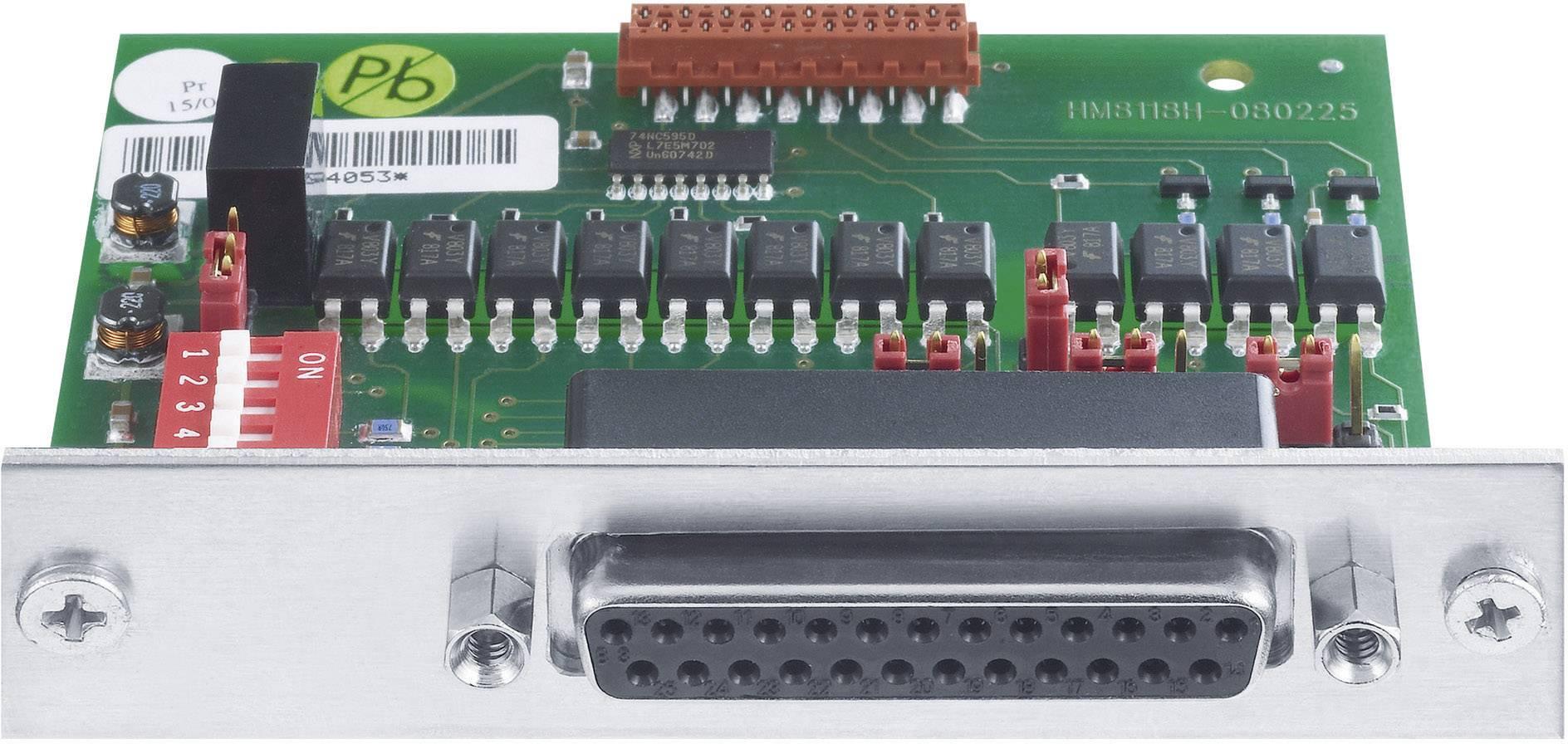 Rozhraní Binning Interface Rohde & Schwarz HO118 3594.6224.02 vhodné pro měřicí můstek HM8118